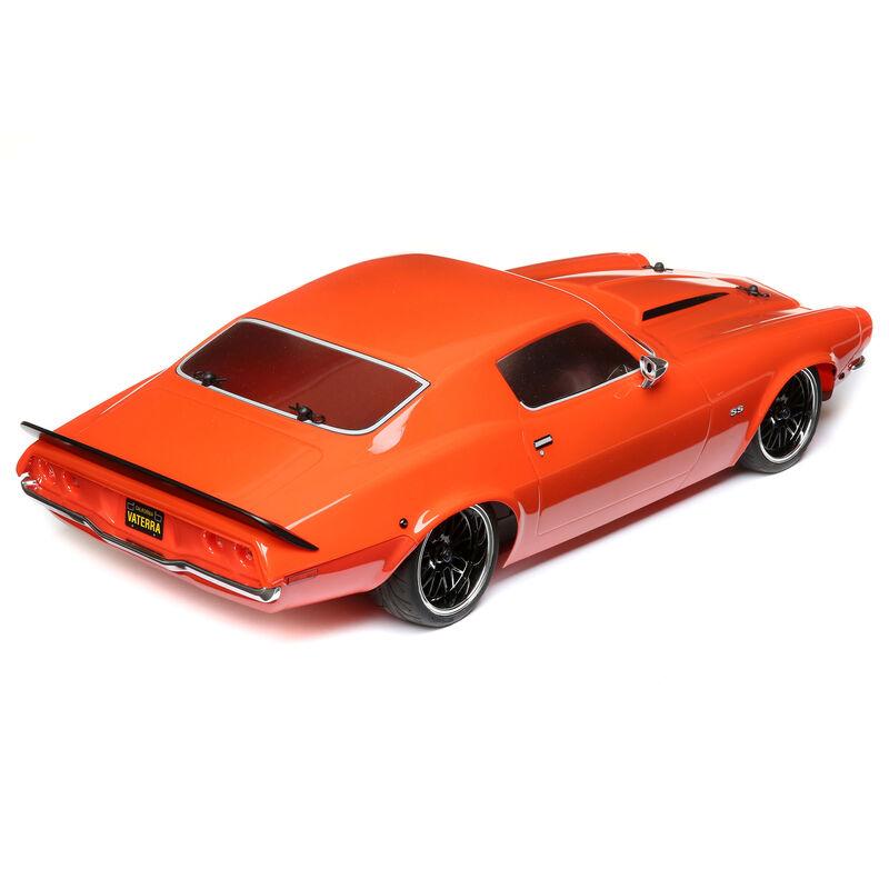 1/10 1972 Chevy Camaro SS V100 4WD Brushed RTR, Orange