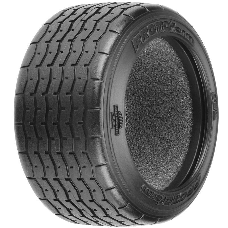 1/10 VTA Rear Tire 31mm VTA Class (2)