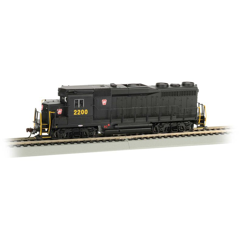 HO GP30 w DCC & Sound Value PRR #2200