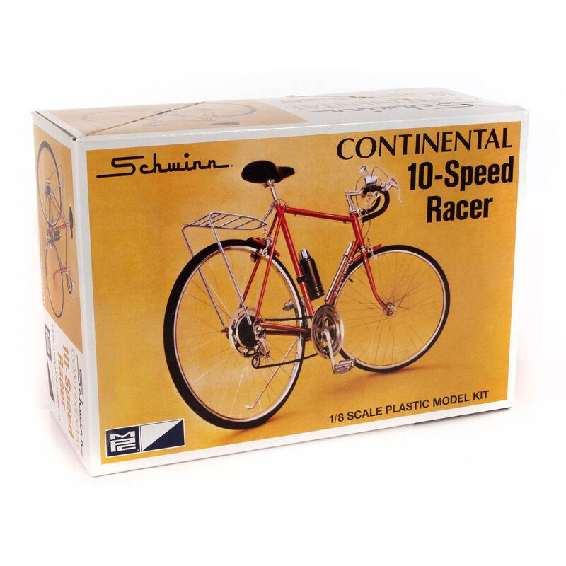 1/8 Schwinn Continental 10-Speed Bicycle