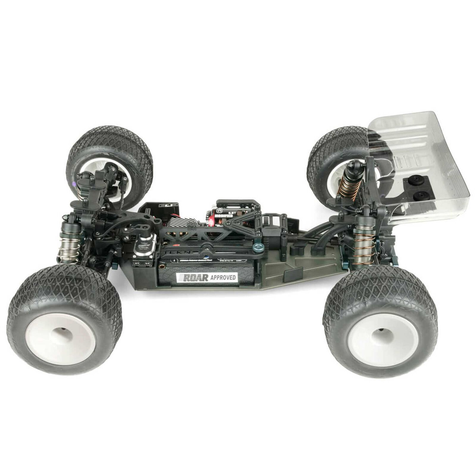 1/10th ET410.2 4WD Competition Electric Truggy Kit