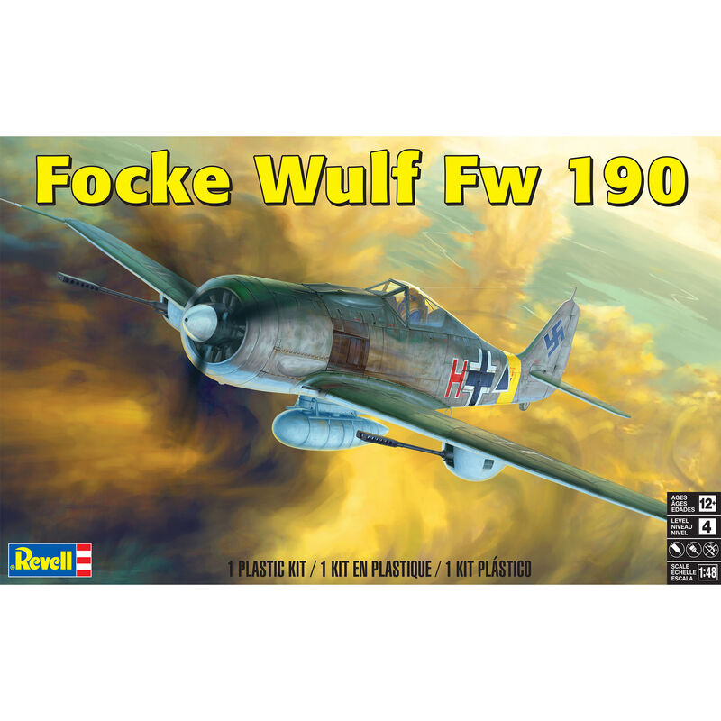 1 48 Focke-Wulf Fw 190