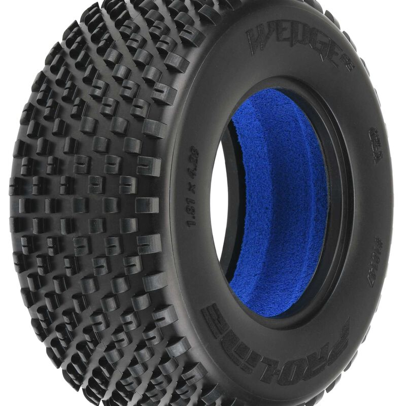 Front Wedge SC Z4 Tire (2)  SC Truck