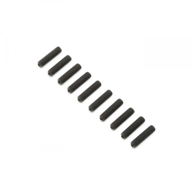 Setscrew CupPoint M5x20mm (10)