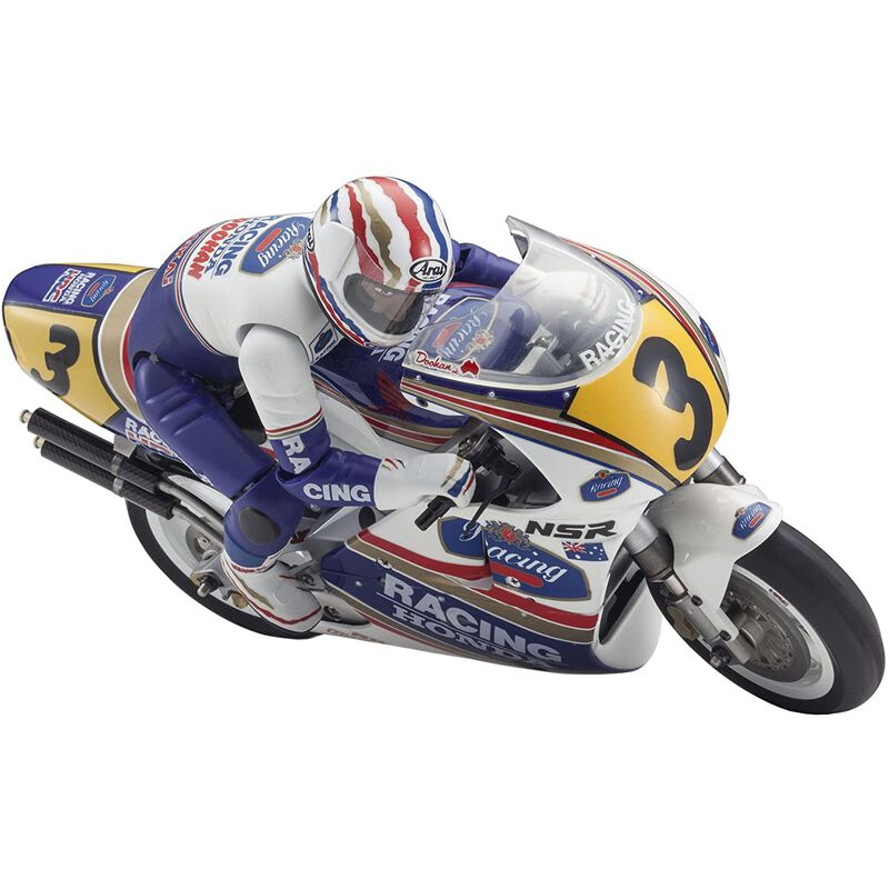 1/8 HONDA NSR500 Hang On Racer Electric Motorcycle Kit