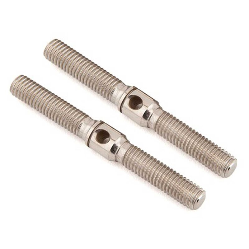 Adjustable Rear Camber Link Tie Rod, 47mm (2): X8T E