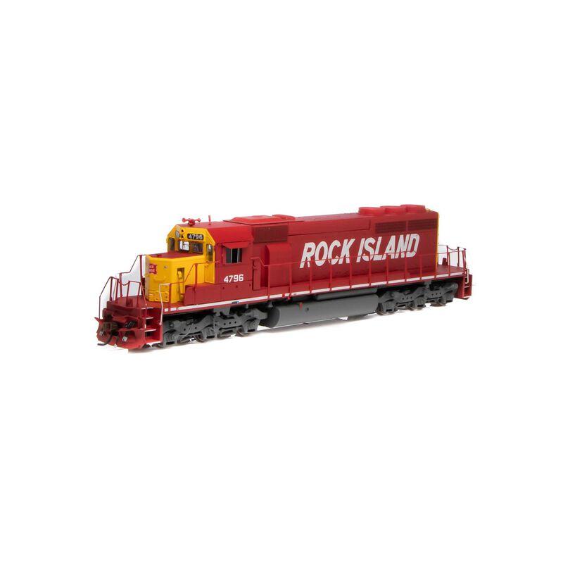 HO RTR SD40-2 RI #4796