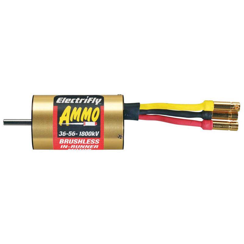 Ammo 36-56-1800 In-Runner Brushless Motor