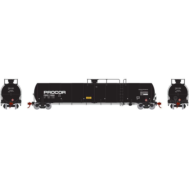 N 33 900-Gallon LPG Tank Late PROX #31888