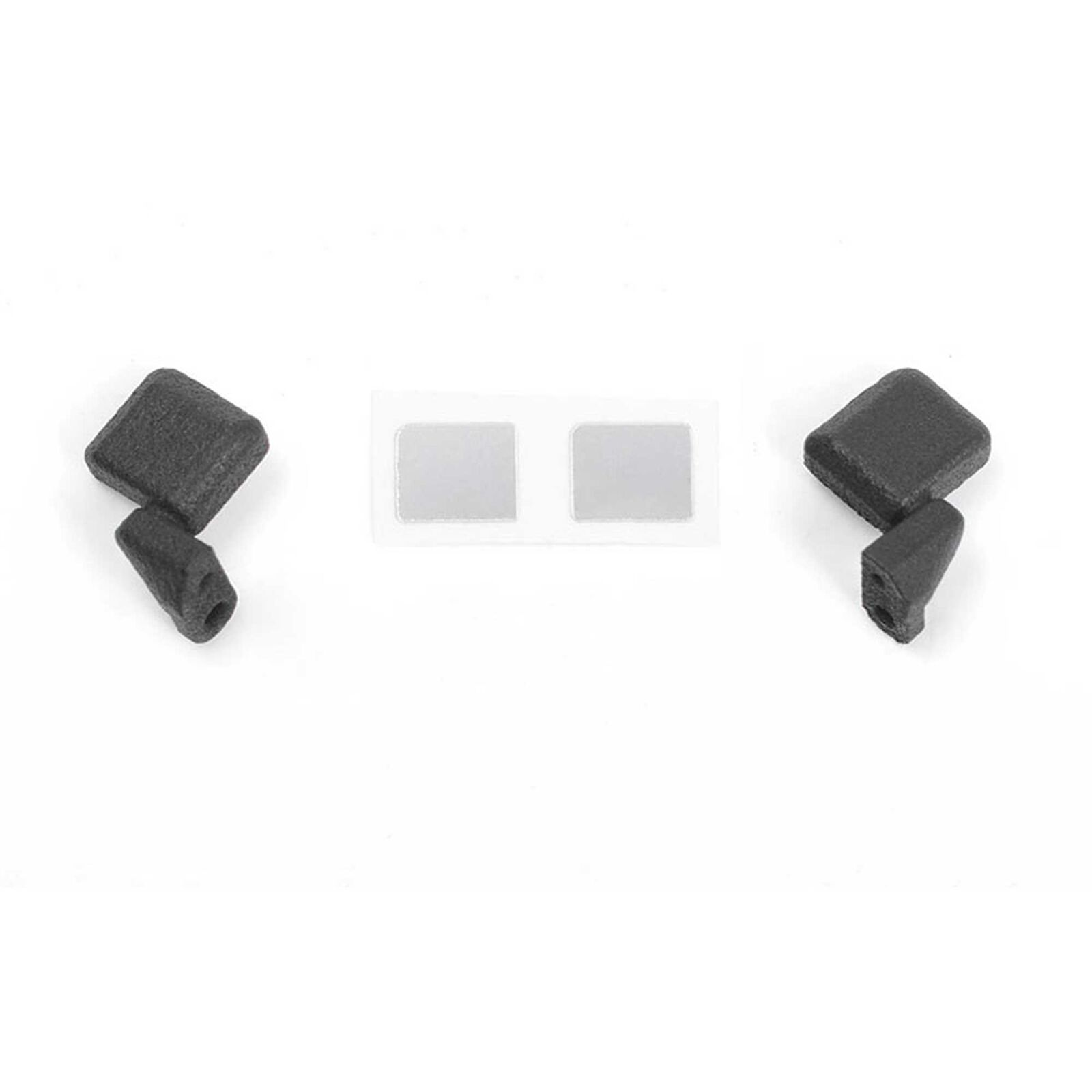 Side Mirrors for Axial SCX24 1/24 Jeep Wrangler
