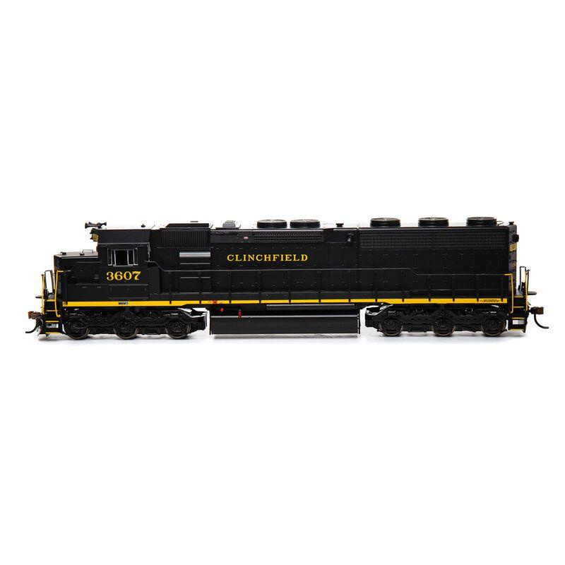 HO SD45-2 w DCC & Sound CRR #3607