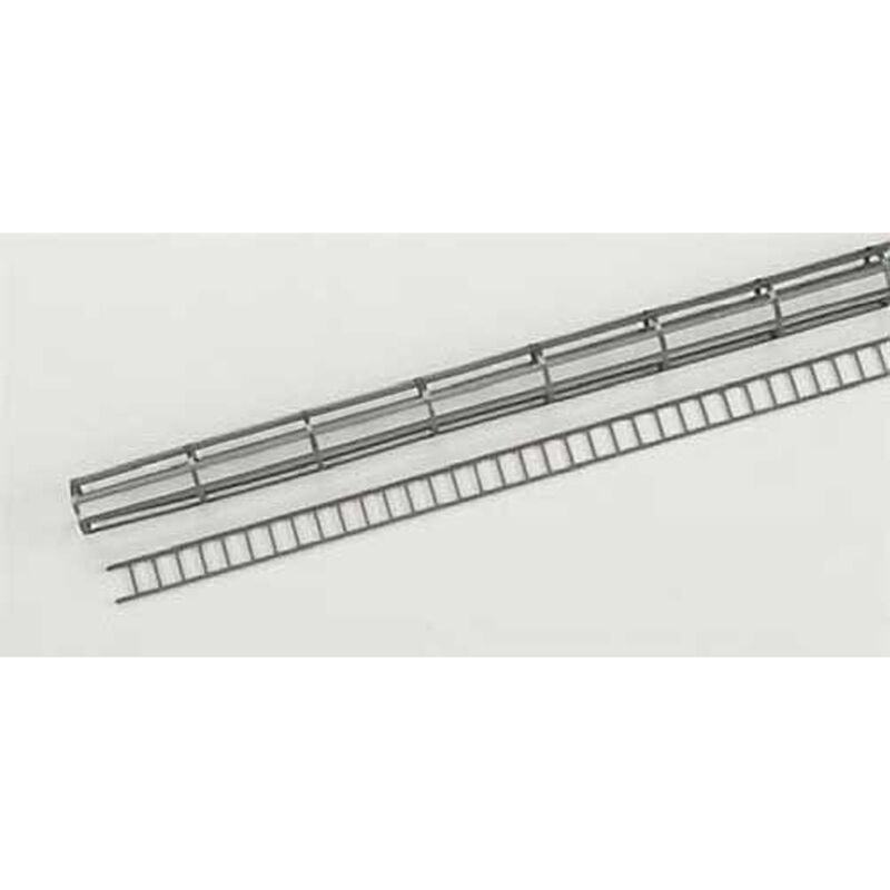 """CL-8 O Ladder w/Cage,1/4"""""""