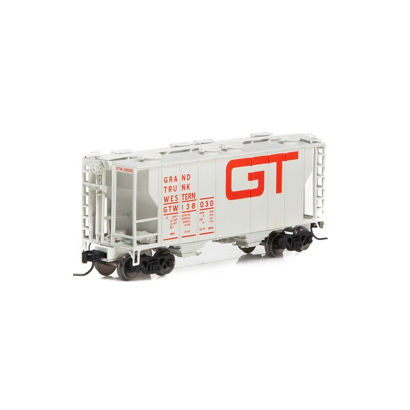 N PS-2 2600 Covered Hopper GTW #138030