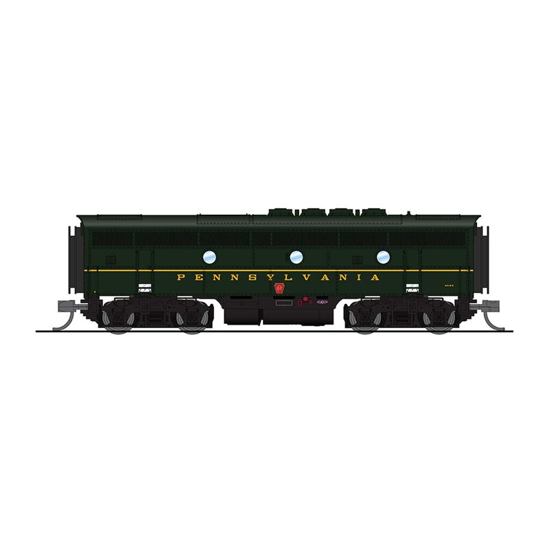 N EMD F3B Paragon3 PRR Single Stripe #9504B