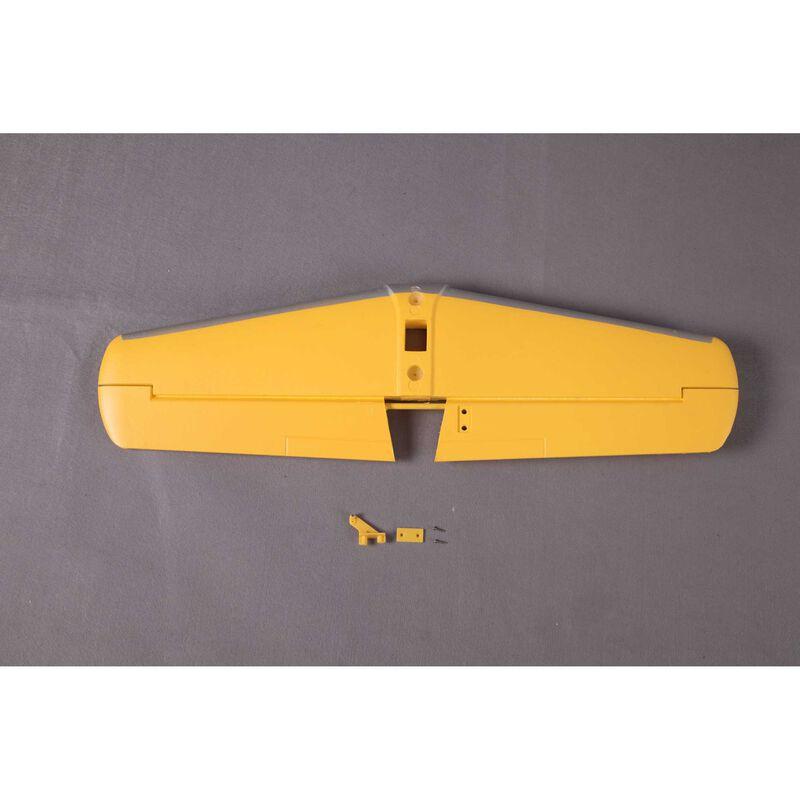 Horizontal Stab: T28 V4 1400m, Yellow