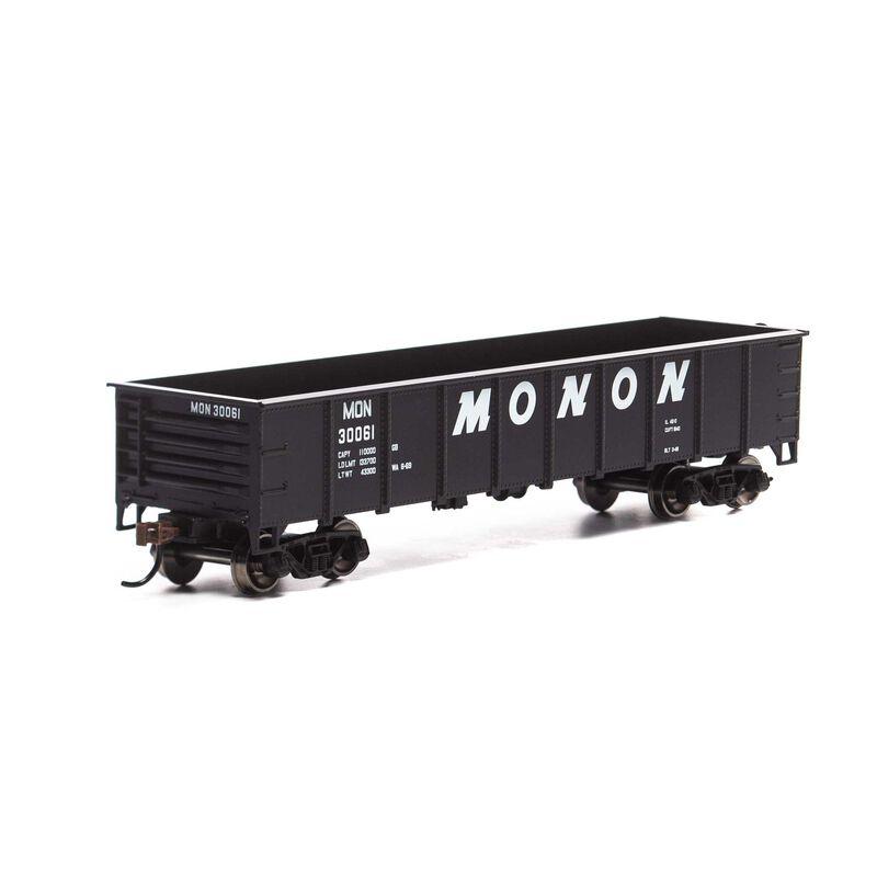 HO 40' Gondola Monon #30061