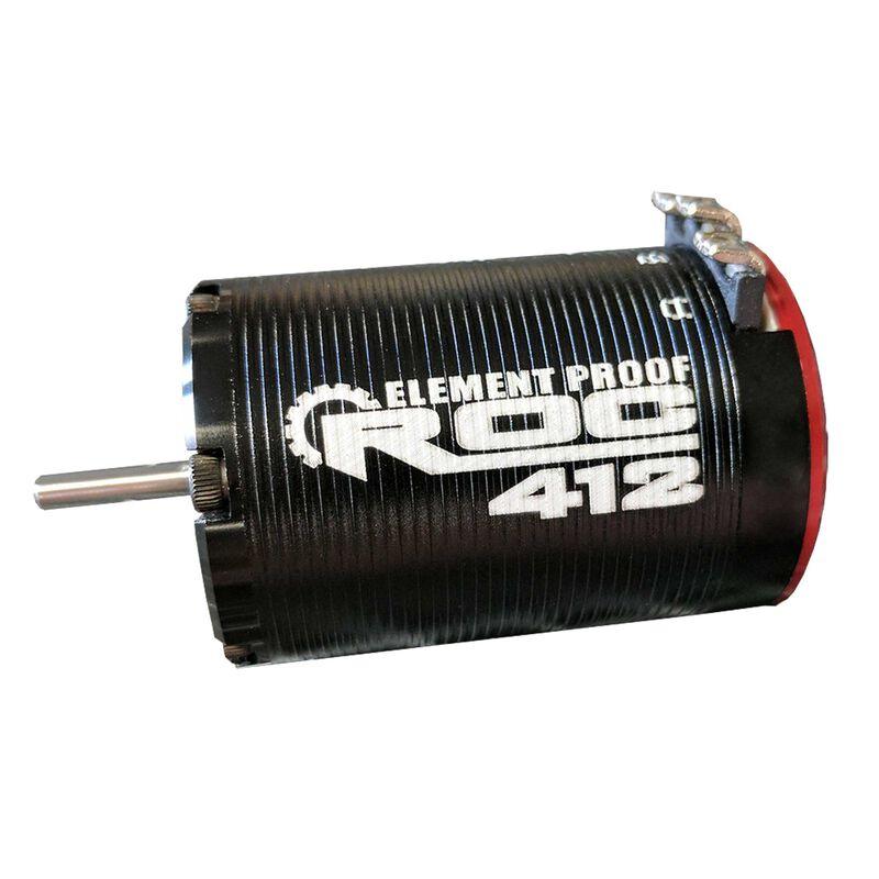 ROC412 Element Proof 4S Sensored Crawler Brushless Motor, 1800kv