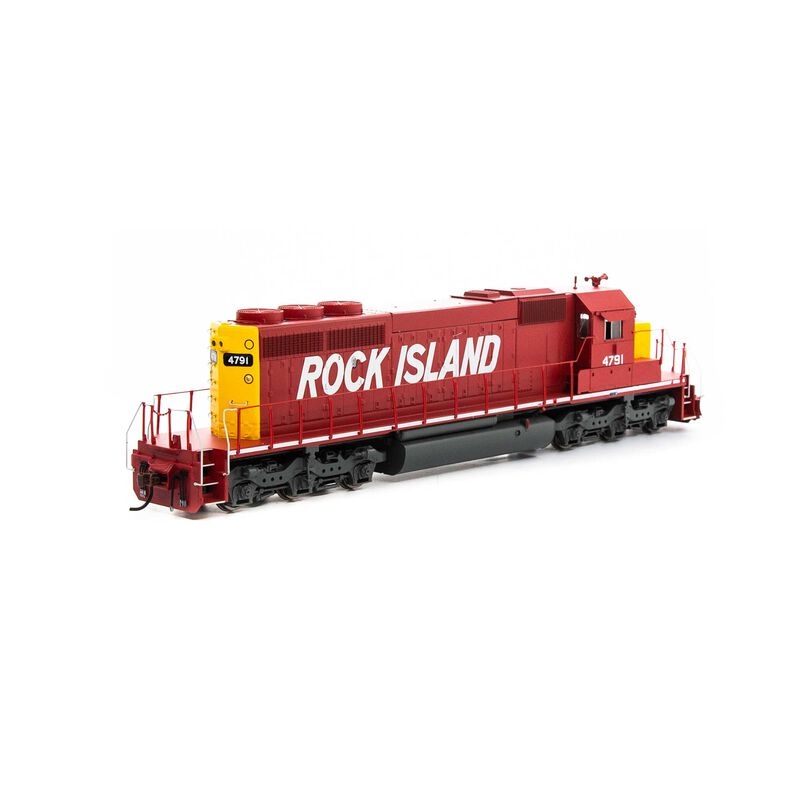 HO RTR SD40-2 w DCC & Sound RI #4791