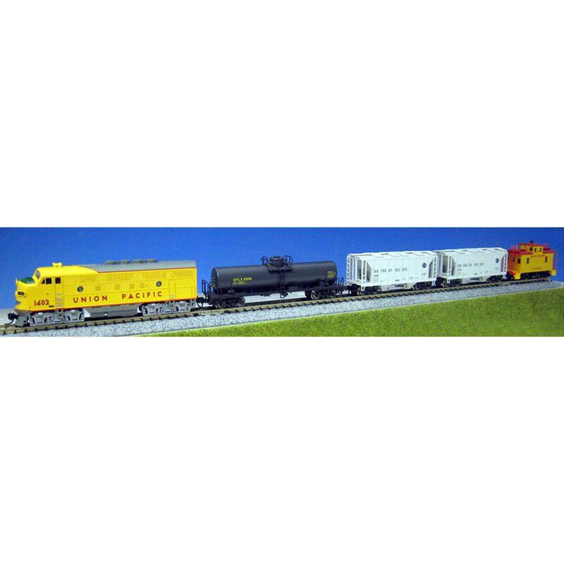 N F7A Freight Set, UP