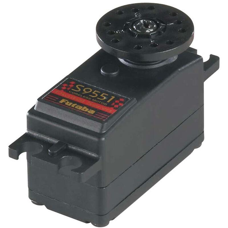S9551 Digital Low-Profile High-Speed Torq Servo