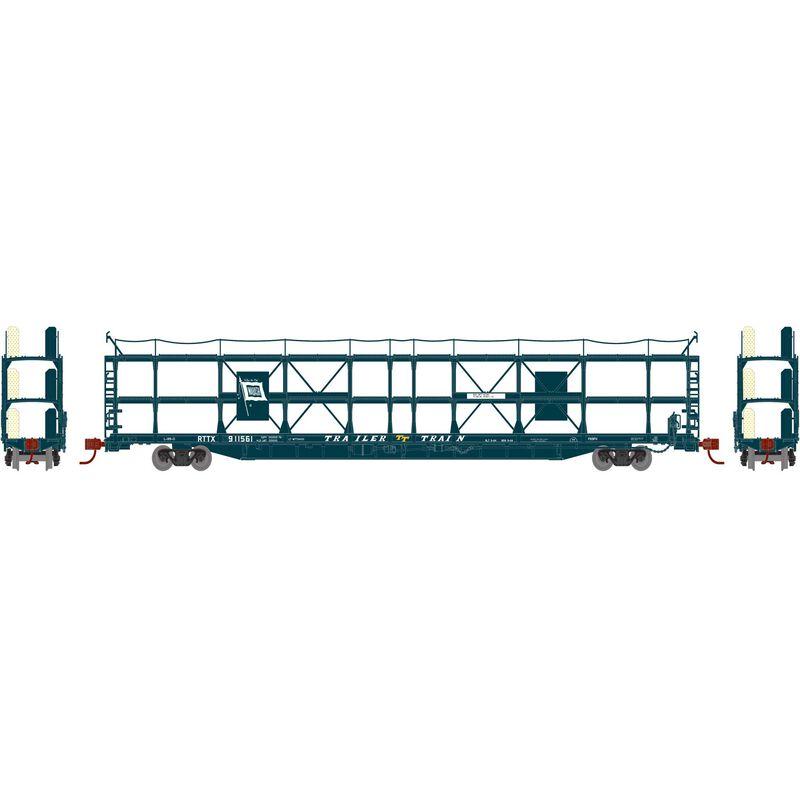 N F89-F Tri-Level Auto Rack WAB #911381