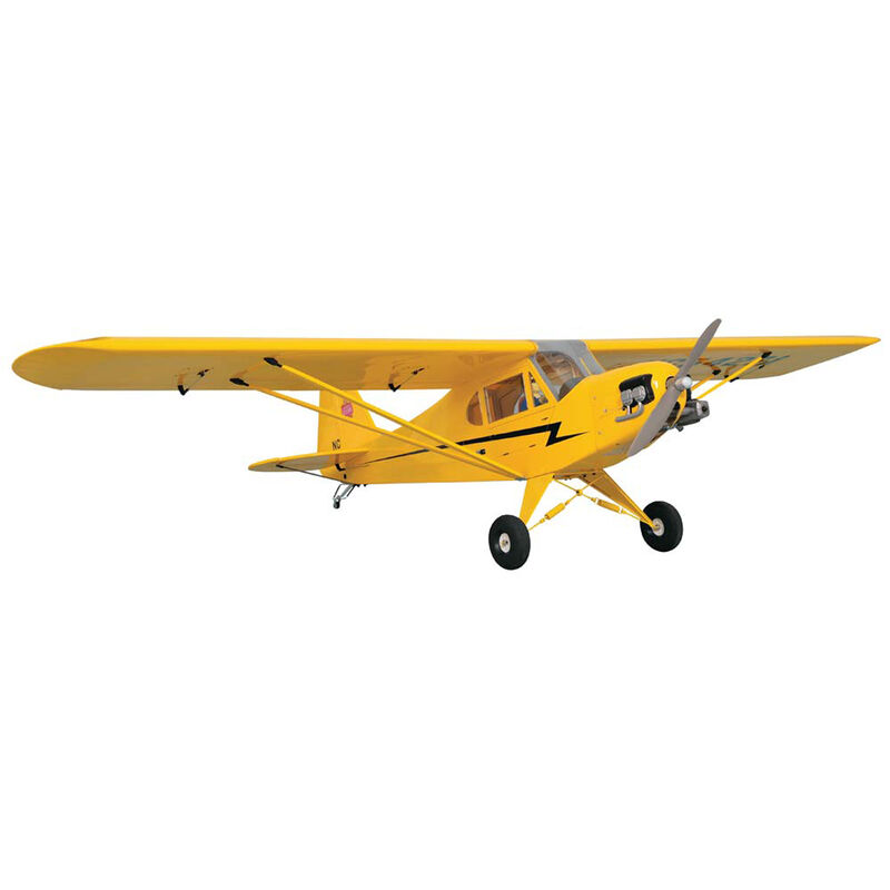 Model Piper J-3 Cub GP EP Gas ARF 90.5""
