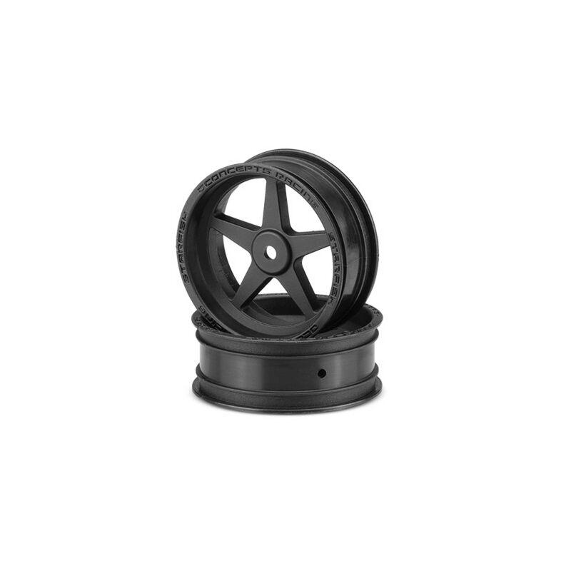 Starfish 2.2 Fr Wheel, BLK (2): Slash/Bandit/DR10