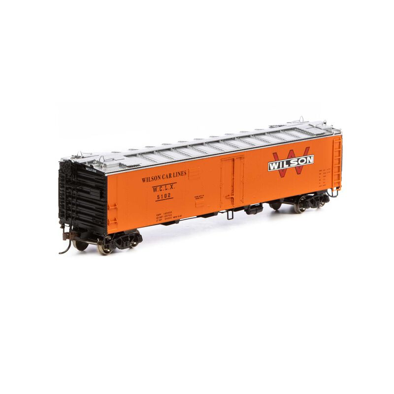 HO RTR 50' Ice Bunker Reefer WCLX #5102