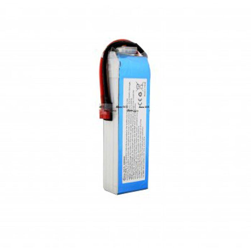 11.1V 5000 Capacity 3S Voltage 45C LiPo, Deans