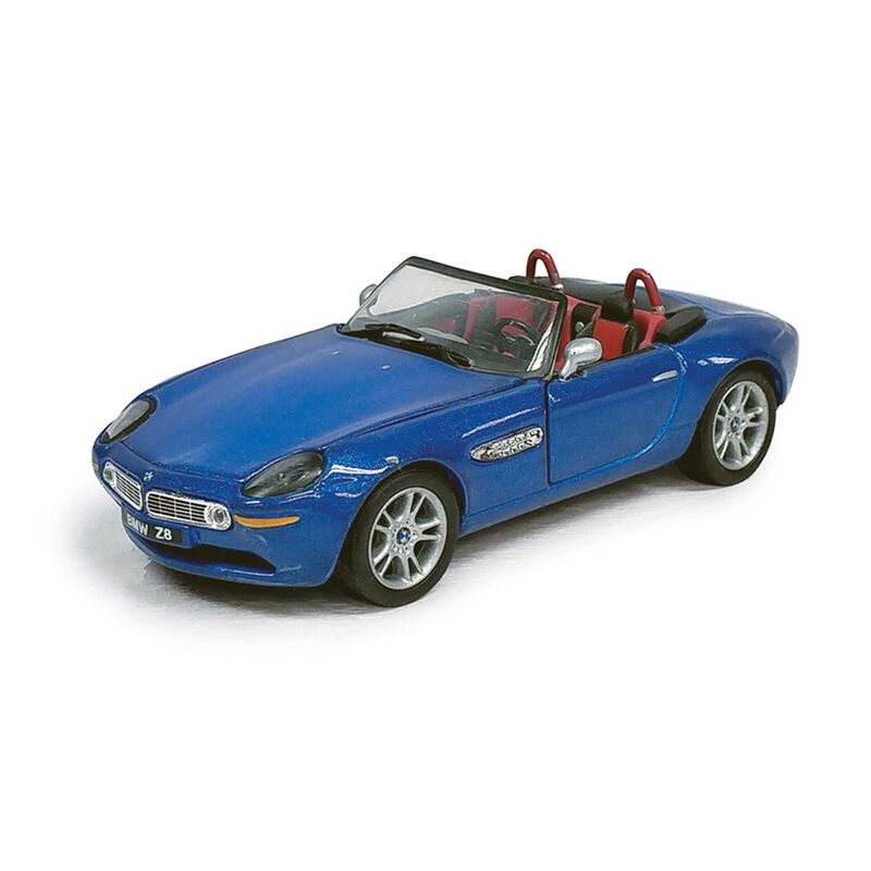 Scale 1/43 BMW Z8 Roadster, Blue