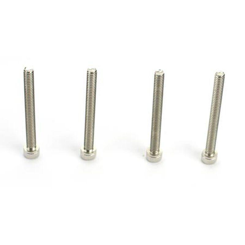 """Caphead Screw, 5-40 x 1.25"""" (4)"""