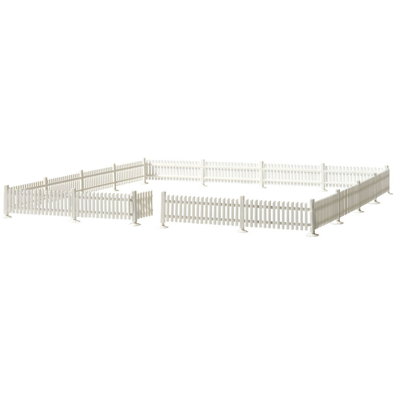 HO Picket Fence & Gate, 72""