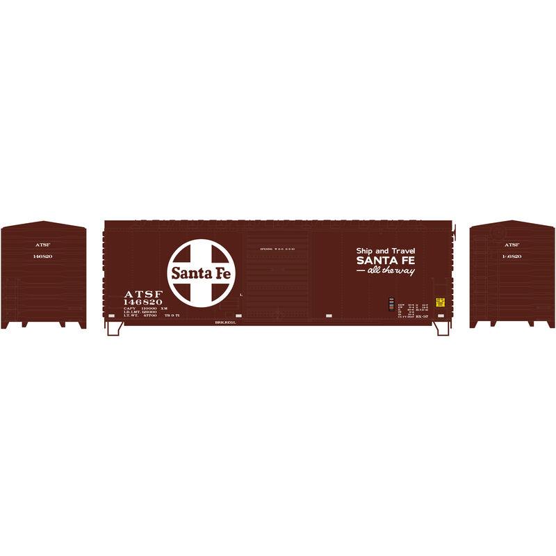 HO RTR 40' Modernized Box SF #146820