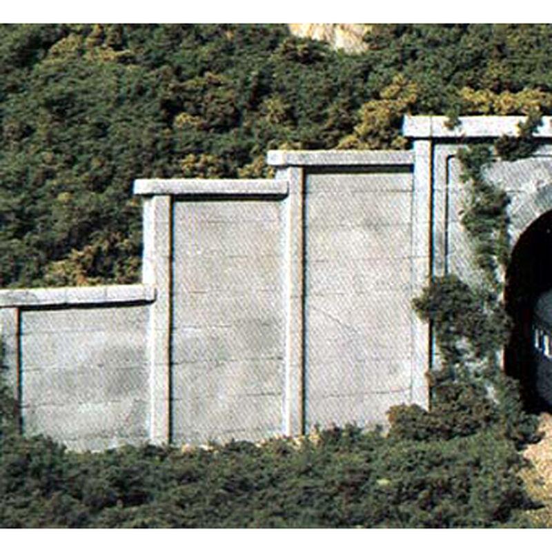 N Retaining Wall, Concrete (6)