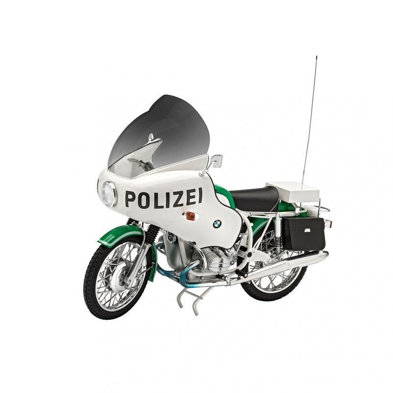 1/8 BMW R75 5 Police