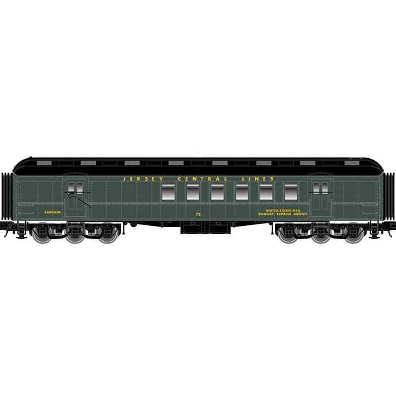 O TrainMan 60' RPO CNJ (2R)