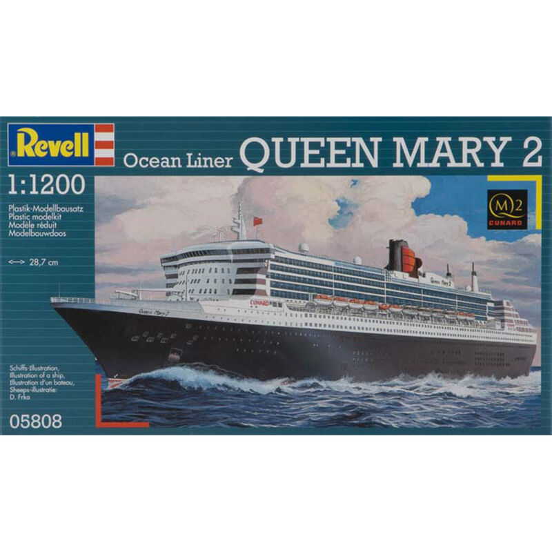 1/1200 Queen Mary 2