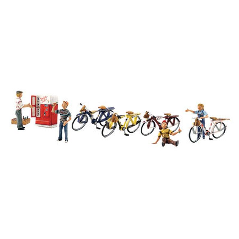 O Bicycle Buddies