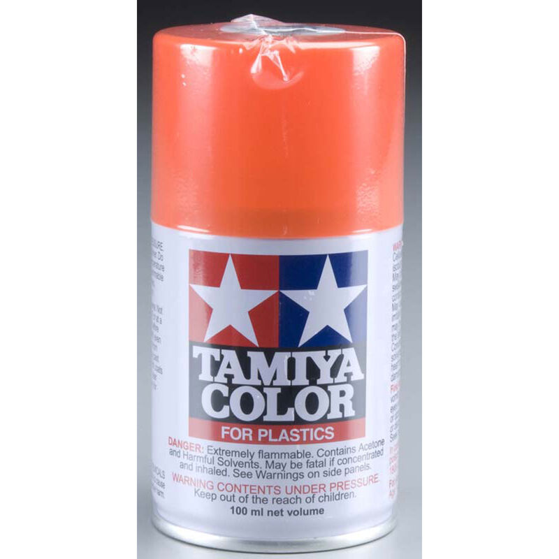 Spray Lacquer TS-31 Bright Orange