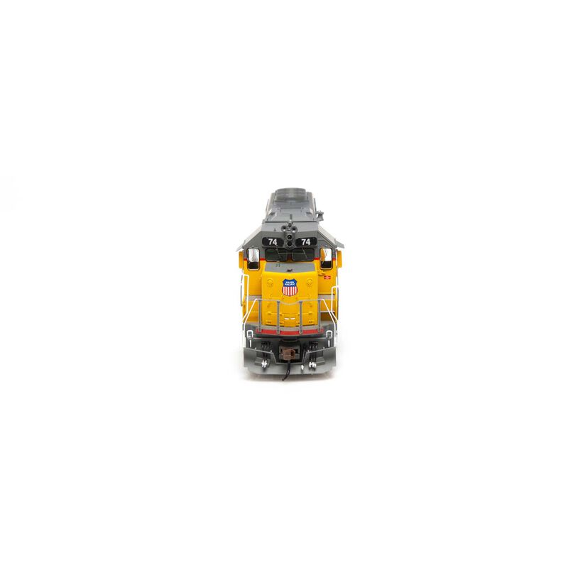 HO GP50 Phase 1 UP Yellow & Grey #74