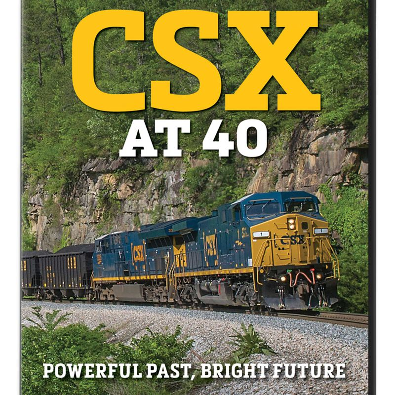 This Is CSX Eastern Americas Class I RR Giant DVD