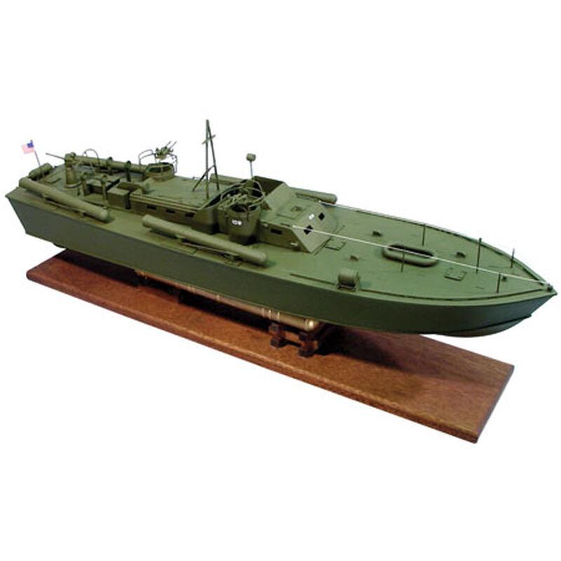 """1/30 U.S. Navy PT-109 Boat Kit, 33"""""""