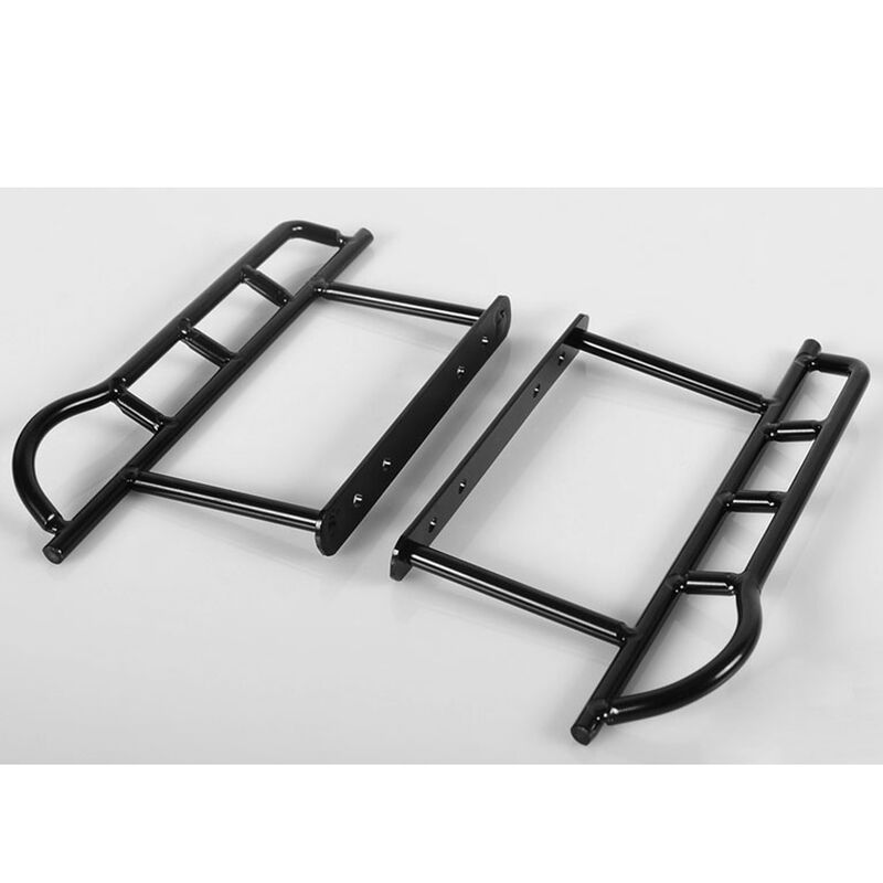 Tough Armor Side Steel Sliders: Axial SCX10