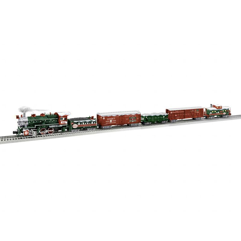O North Pole Central Snowflake Limited Set