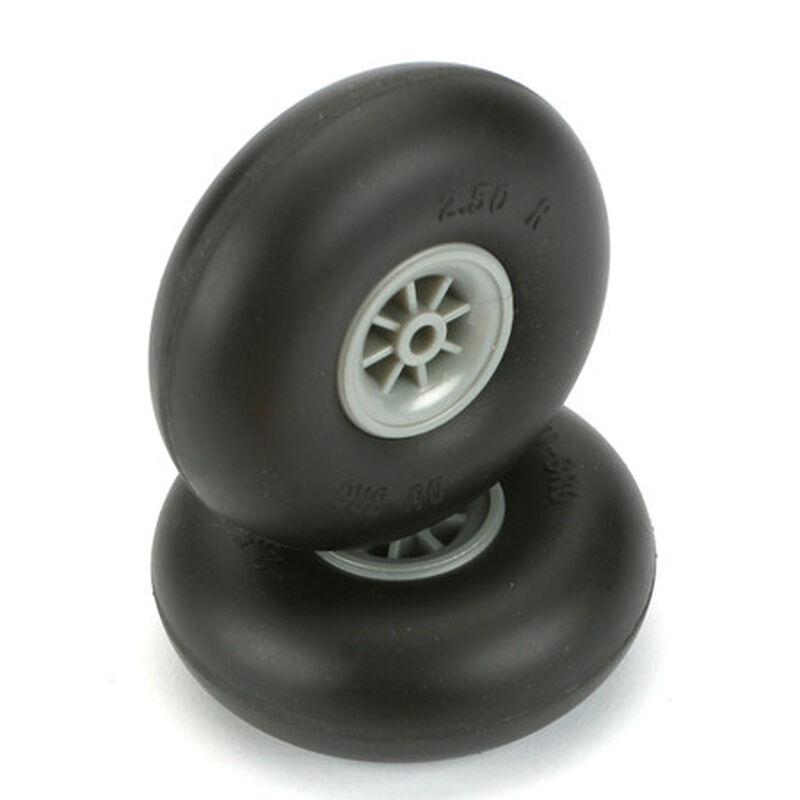 "Smooth Wheels (2), 2-1/2"""