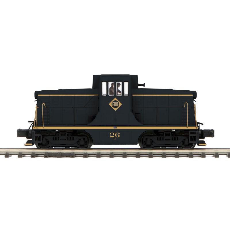 O Hi-Rail 44 Ton Phase 3 w PS3 Erie #26