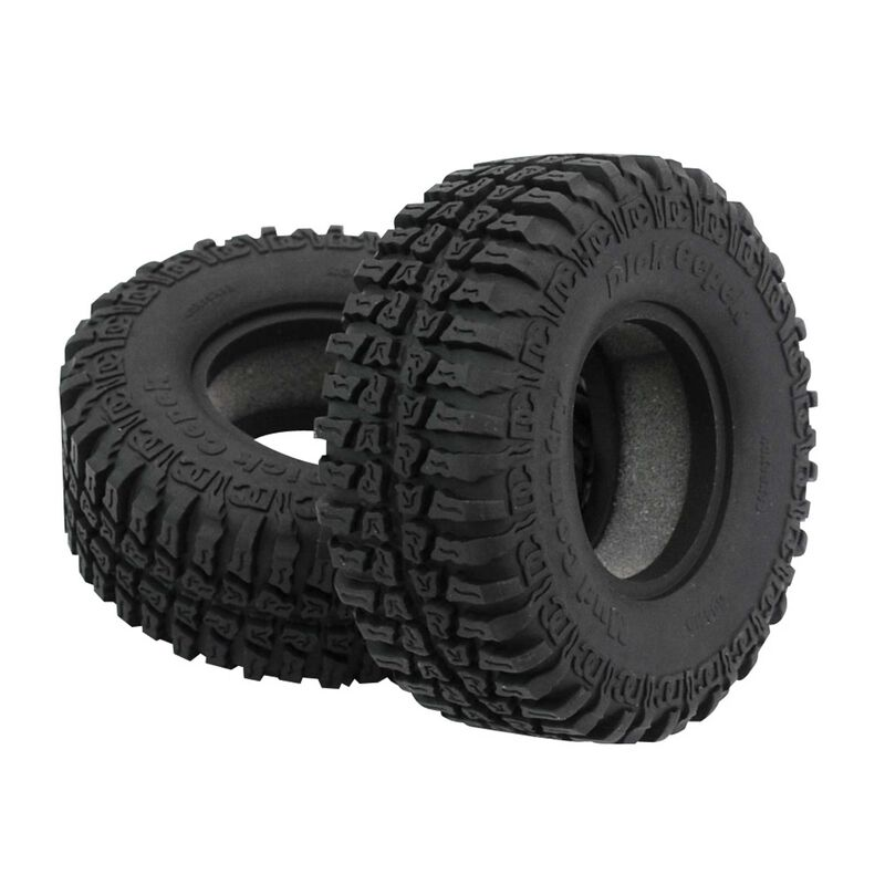 1/10 Dick Cepek 1.9 Mud Country Scale Crawler Tires (2)