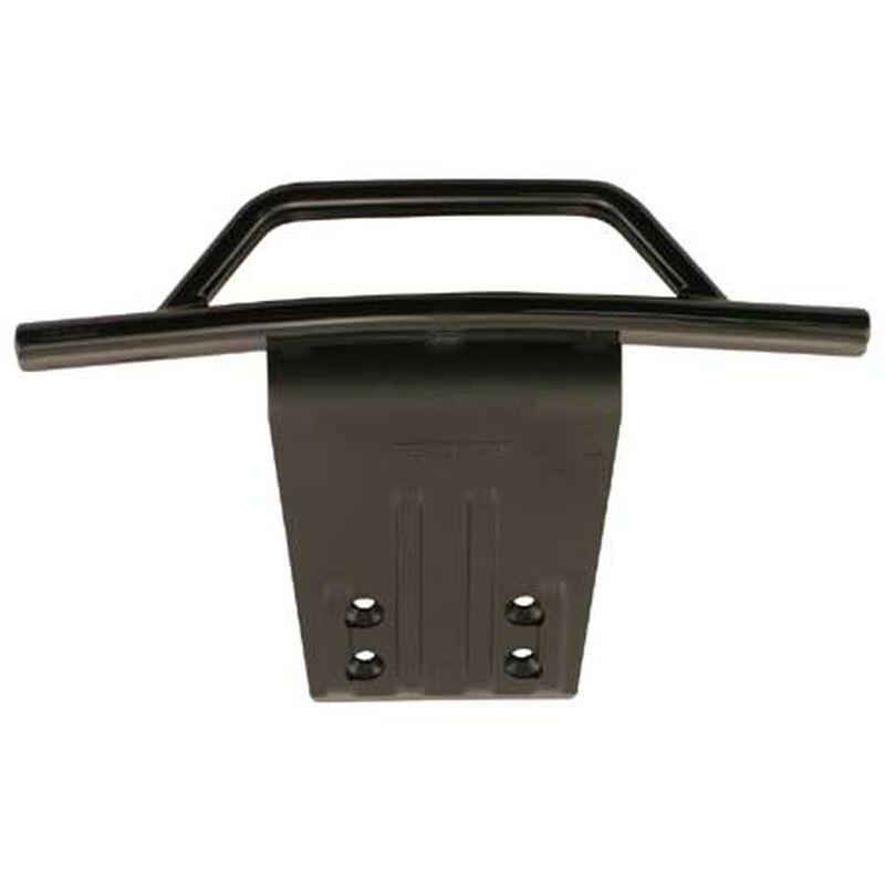 Front Bumper & Skid Plate, Black: SLH