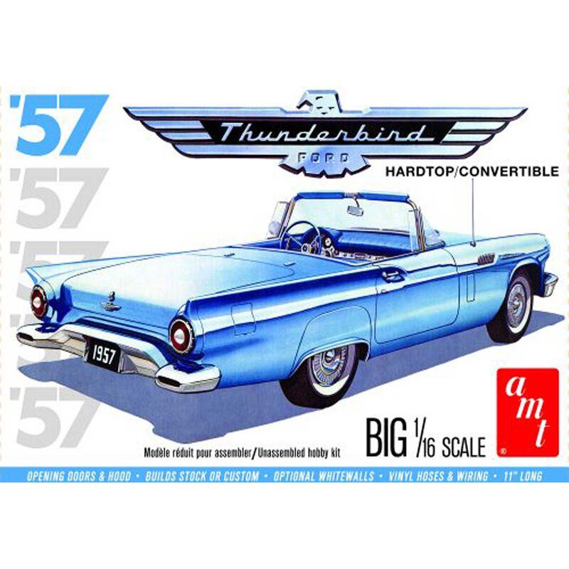 1/16 1957 Ford Thunderbird