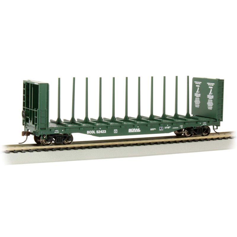 BC Rail #52423